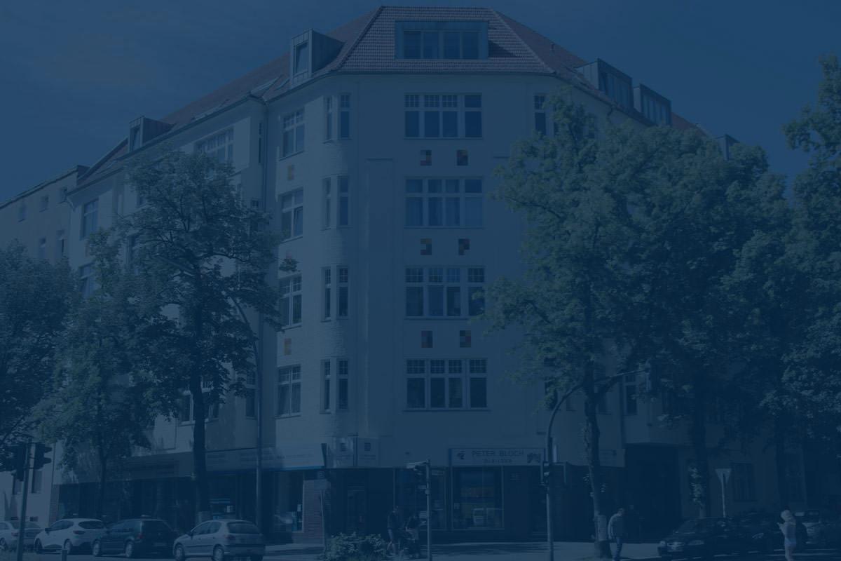 Hintergrund Berlin Büttner Immobilien-Management